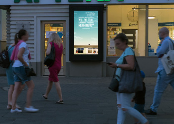 Clear Channel Poland częścią największej globalnej kampanii DOOH – #OurSecondChance